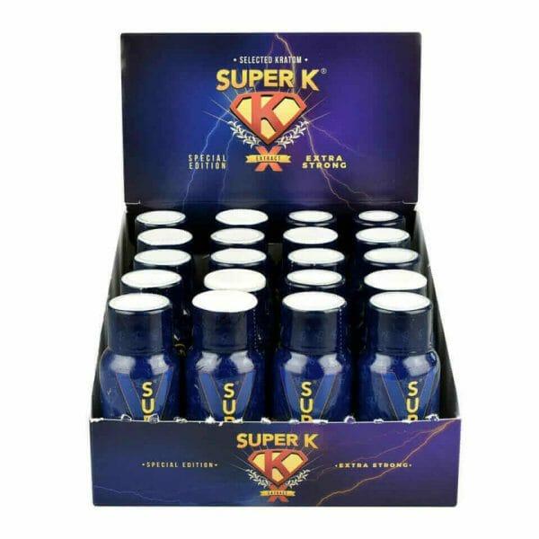 Super K Special Edition Kratom Shots