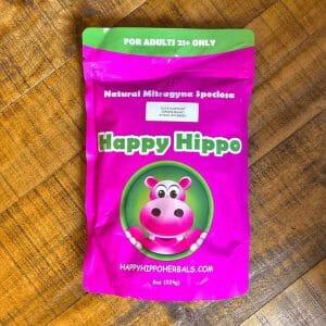 Happy Hippo Elite Elephant Kratom 4oz