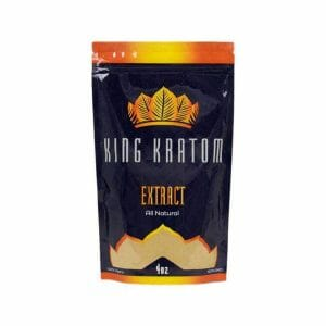 King Kratom 4oz extract